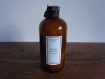 San francisco elizabethW BATH SALTS ガラスボトル