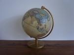 地球儀 28cm アンティーク風