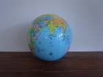 ビーチボール 地球儀 M