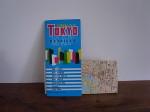 英語 TOKYO MAP カバー付き