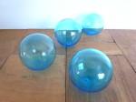 ガラス 浮き玉 L  全5個