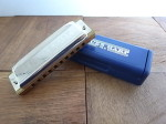 Made in Germany HOHNER ブルースハープ  ケース付き