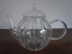 フランソワ ガラスティーポット  茶こし付 L