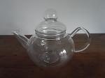 JENAER GLAS  ガラスティーポット ガラス茶こし付