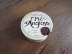 Le Pie'd'Angloys チーズボックス  封蝋付