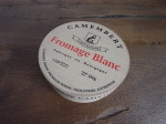 CAMEMBERT Fromage Blanc  木製チーズボックス  S