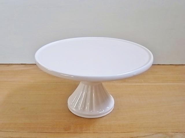 フラット ケーキスタンド 18cm