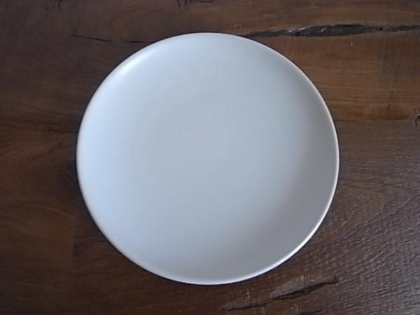 HEATH  陶器マットプレート  ホワイト