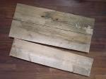 古材杉板 全7枚