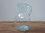 Ottomania リサイクルガラス ピッチャー