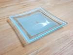 ガラス小皿 四角