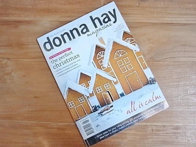 洋雑誌 donna hay