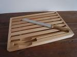 ブレッドボード  withナイフ