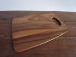 木製カッティングボード  台形