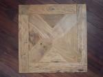 古材寄木天板 60角
